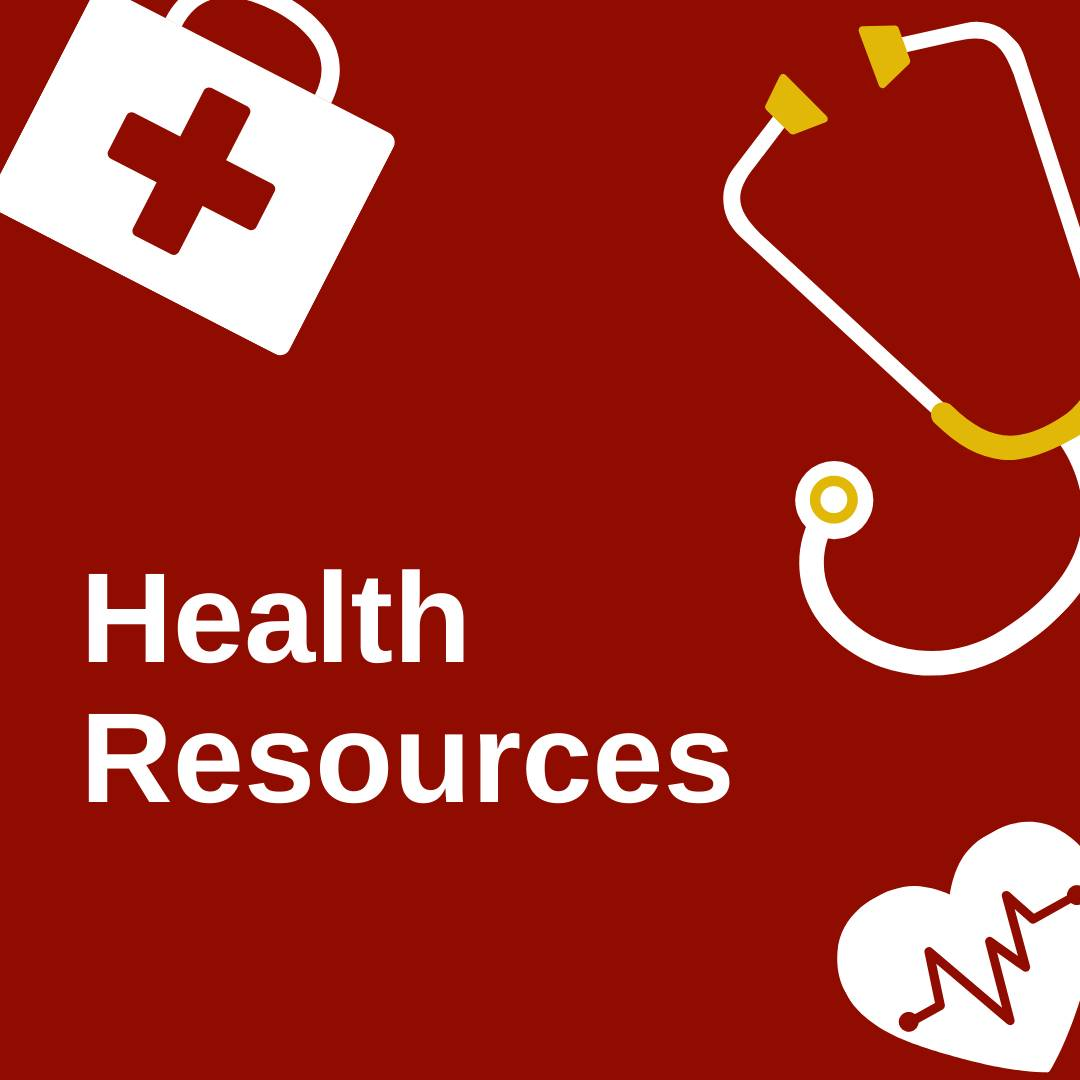 Health Resources for GVSU Students